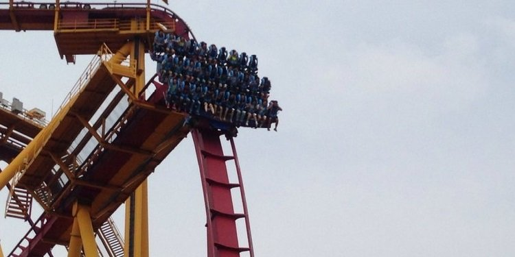 National Roller Coaster Day in China!