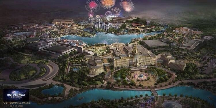 Universal Coming to Beijing!