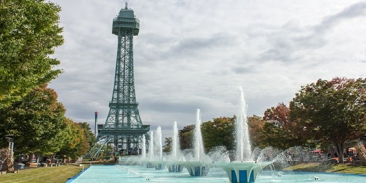 A Sunday at Kings Island!