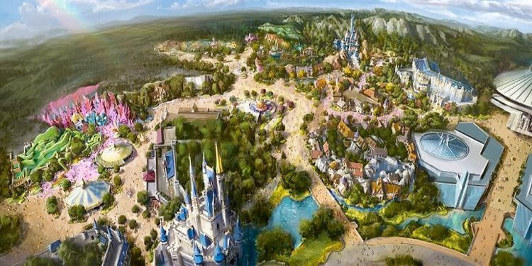 Huge Tokyo Disney Expansion Announced!