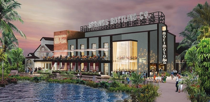 New Restaurants Coming to Disney Springs!