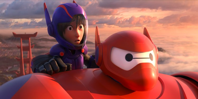 TPR Reviews Big Hero 6!