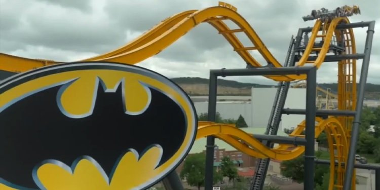 Fiesta Texas Batman Media Day Report!