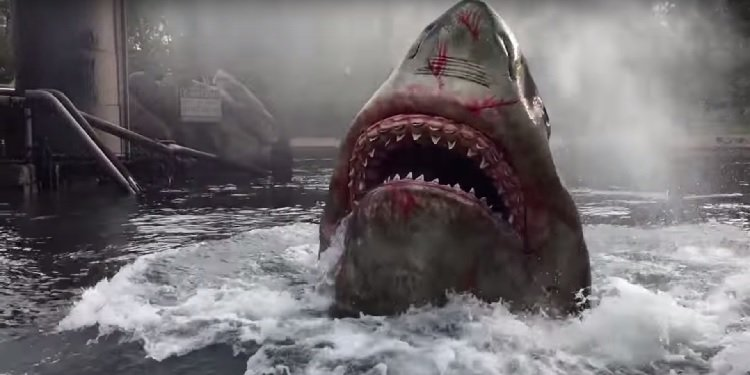 Jaws Lives in Japan!