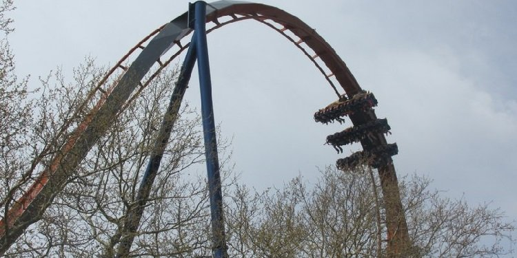 Cedar Point Opening Weekend Report!