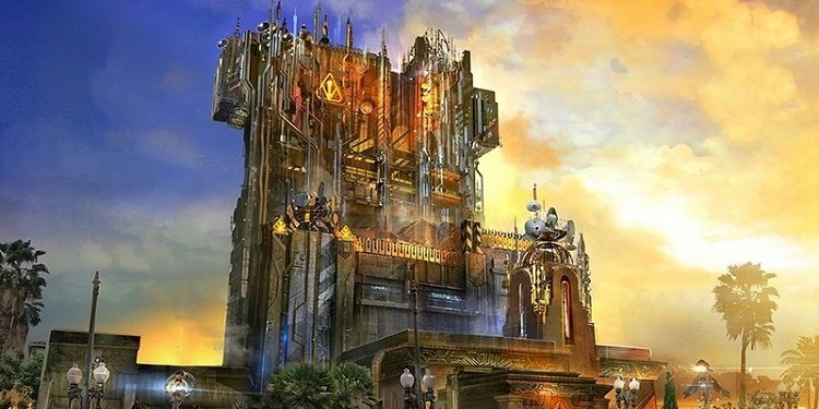 Guardians of the Galaxy Coming to Disney California Adventure!