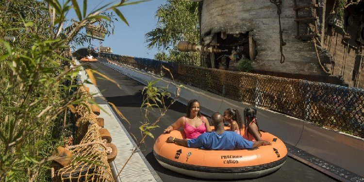 Miss Adventure Falls Now Open at Typhoon Lagoon!