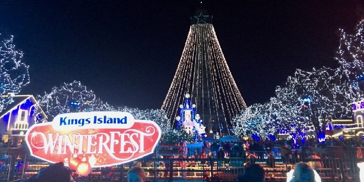 Report from Winterfest at Kings Island!