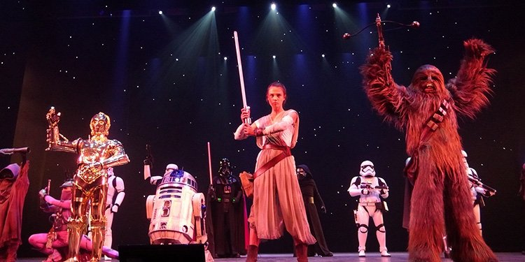 Star Wars Day at Sea Preview!