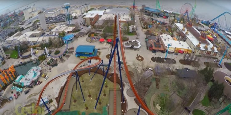 Video: Top 5 Tallest U.S. Coasters that Go Upside Down!