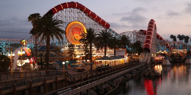 Grand Opening of Pixar Pier: Disney California Adventure!