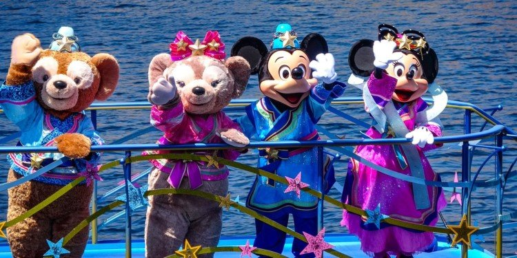 Another TPR Day at Tokyo DisneySea!