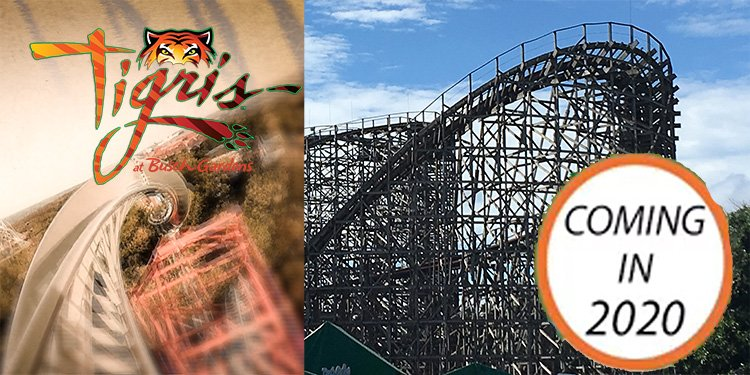 Two BIG announcements for Busch Gardens Tampa!