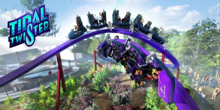 Tidal Twister Coming to SeaWorld San Diego!