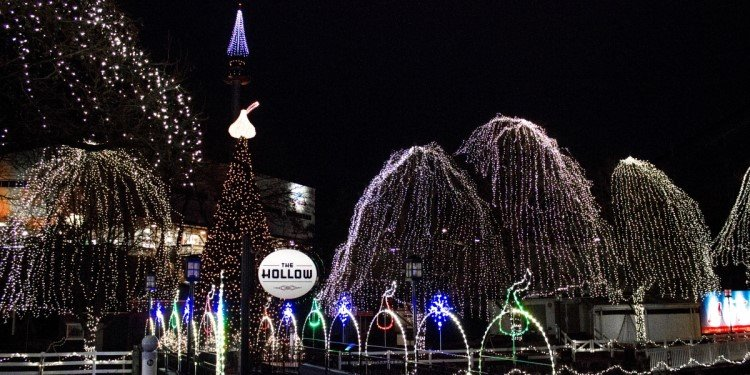 Want to Spend Christmas in Hershey?