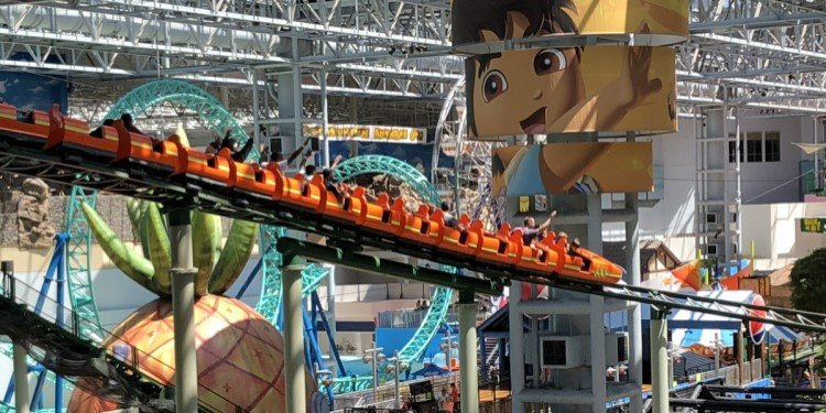 Coasterbill's Alcohol, Coaster & Culture Trip Reports Land!