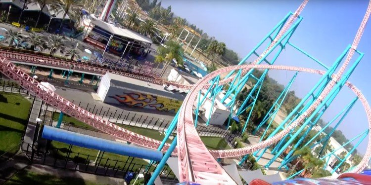POV Video of Knott