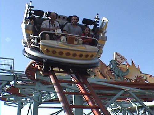 Animal Kingdom Theme Park Rides