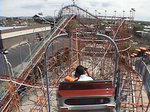 New Mexico Cliffs Amusement Park