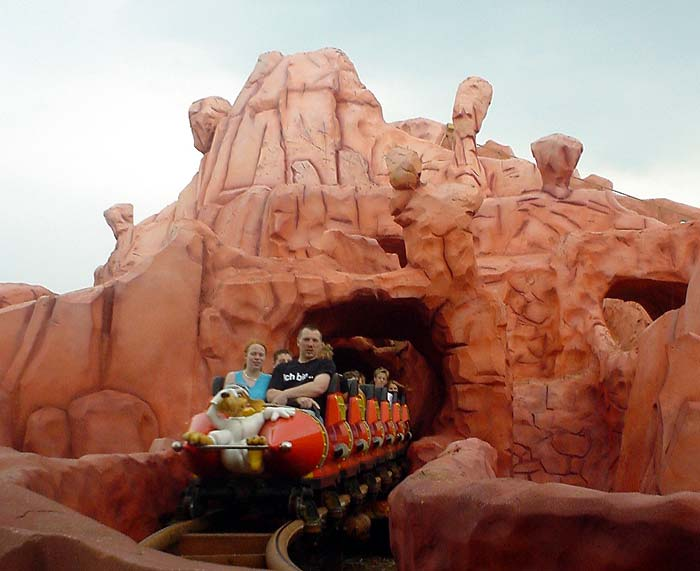 Movie Park Germany - Backyardigans: Mission to Mars