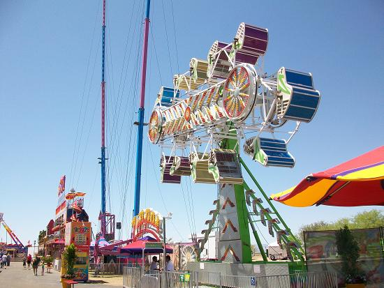 Theme Park Review • Photo Trip Report: Pima County Fair