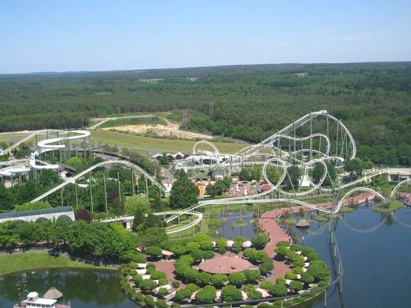 Theme Park Review Photo Tr Heide Park 061905