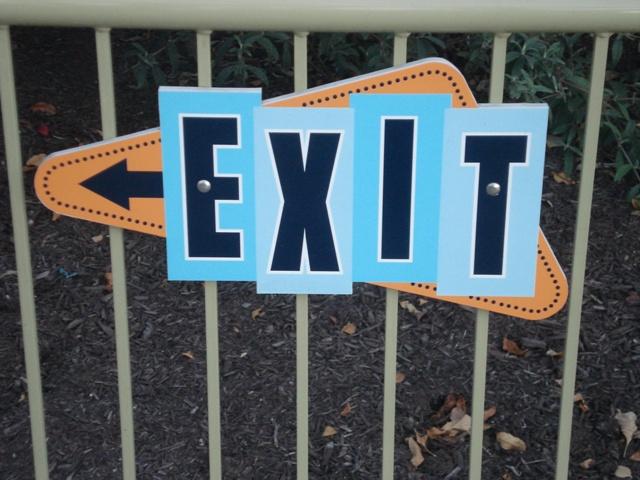 Relatively Theme Park Review • Photo TR: Dorney Park 10/19/08 FB89