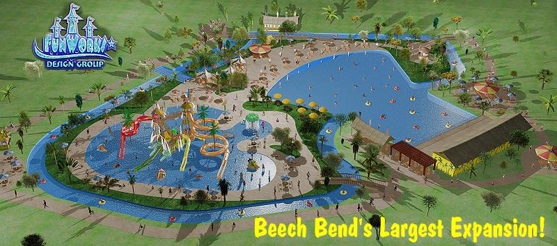 Beach Bend Waterpark The Best Beaches In World