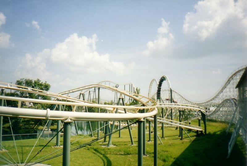 Theme Park Review Adventureland Des Moines Ia Pics