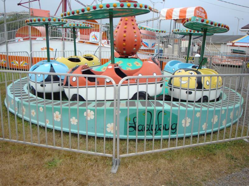 Theme Park Review Ghetto Park Long Beach Washington Photo Trip