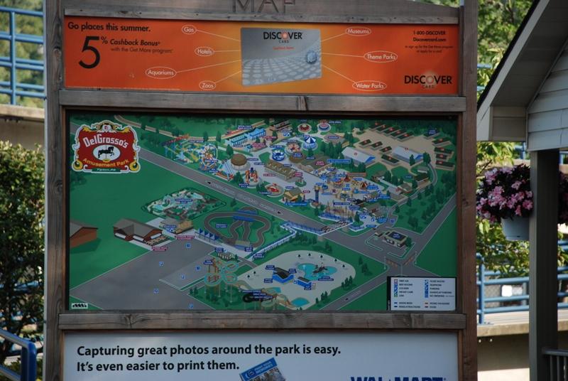 Theme Park Review • Photo TR: Hanno (and camera) go Behemoth