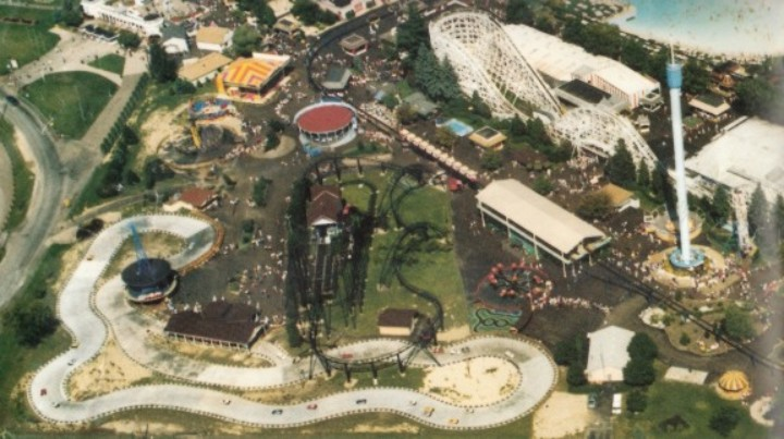 Theme Park Review • Geauga Lake in the 80's-90's