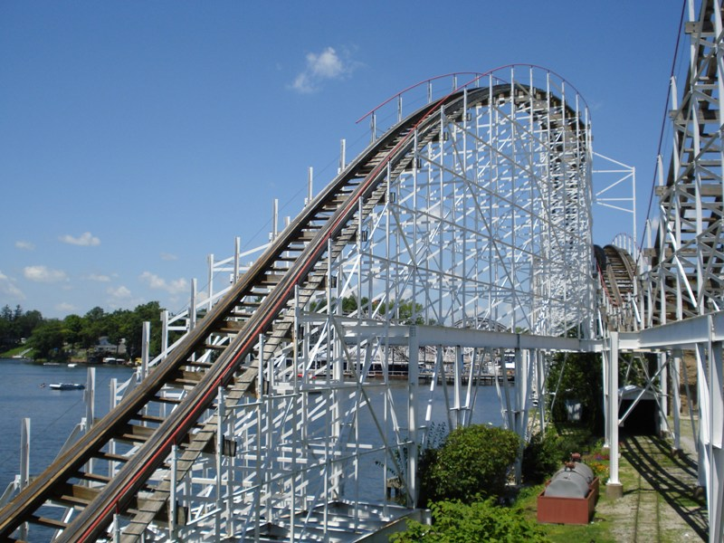 Theme Park Review • Indiana Beach - Photo TR - 7 15 08