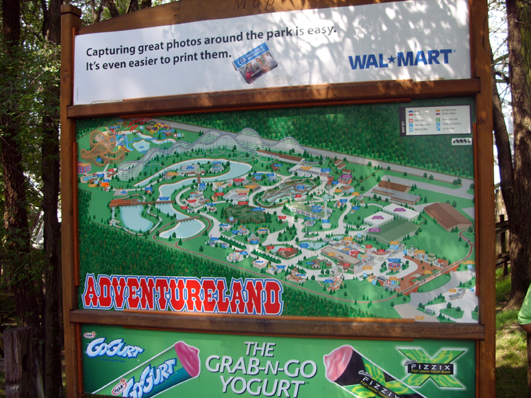 Theme Park Review Photo Tr Divv S Mid American Adventure