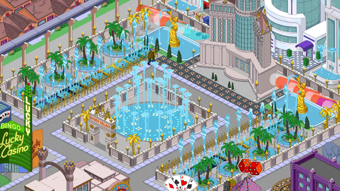 Tapped Out Casino