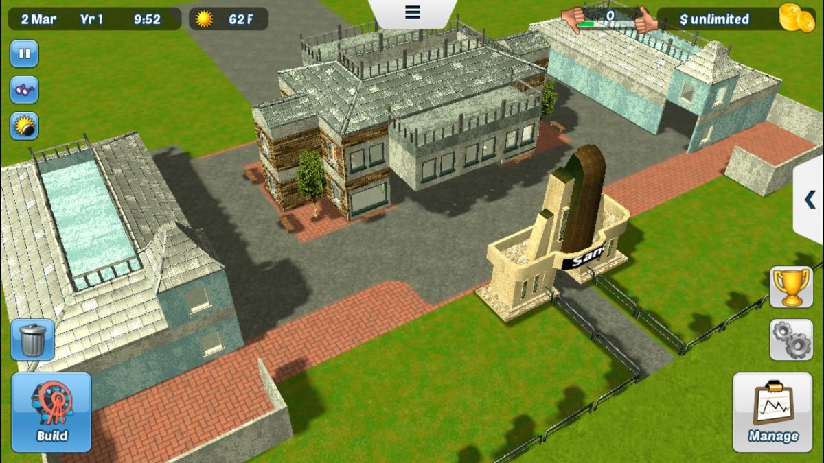 Theme Park Review • [RCT3] Adventureland Park - No CS