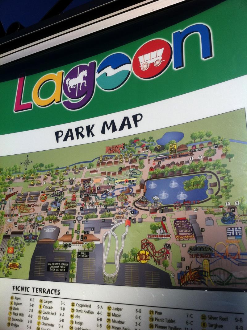 Theme Park Review Photo Tr Derek Goes To Lagoon