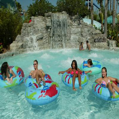 pirate bay water park