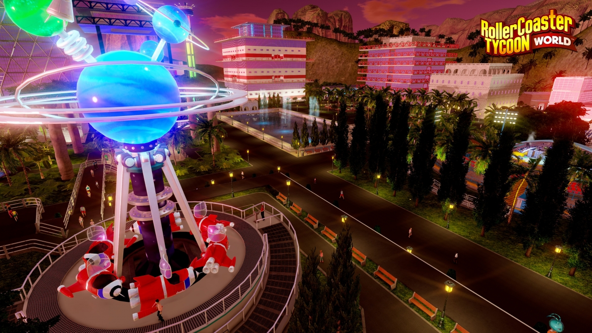 Theme Park Review • Rollercoaster Tycoon World (RCTW) Discussion Thread