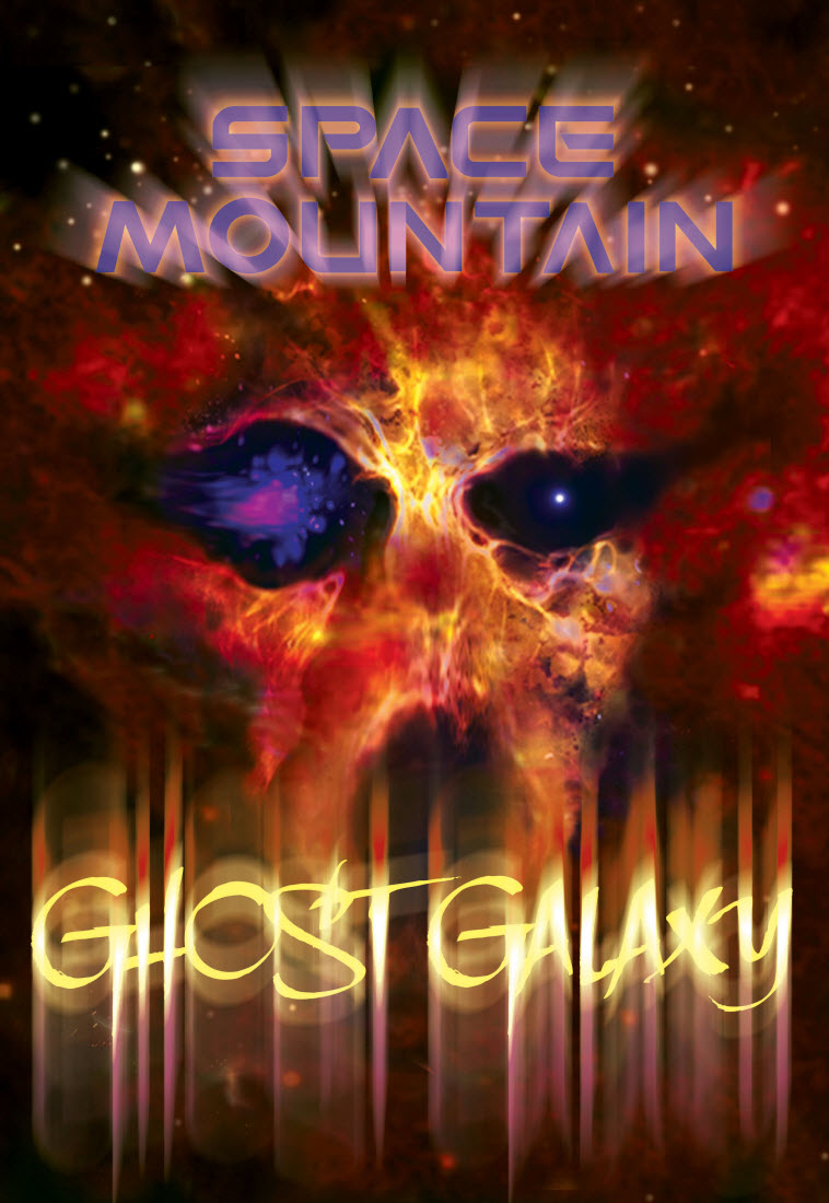 space mountain ghost galaxy - 517×750