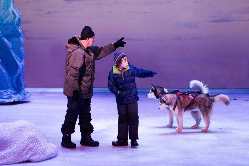 Busch Gardens New Ice Show - Iceploration - Review of ...