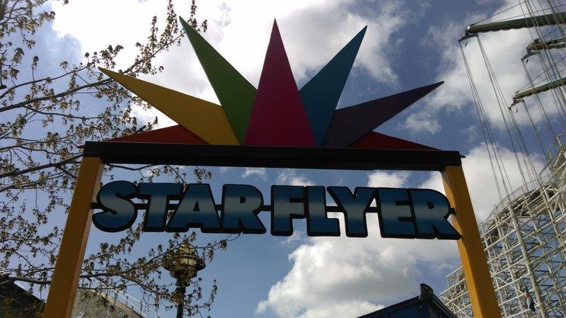Theme Park Review Elitch Gardens Announces Star Flyer For 2017