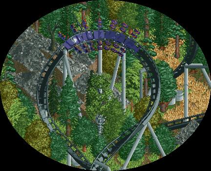 Theme Park Review • Fellville (RCT2)