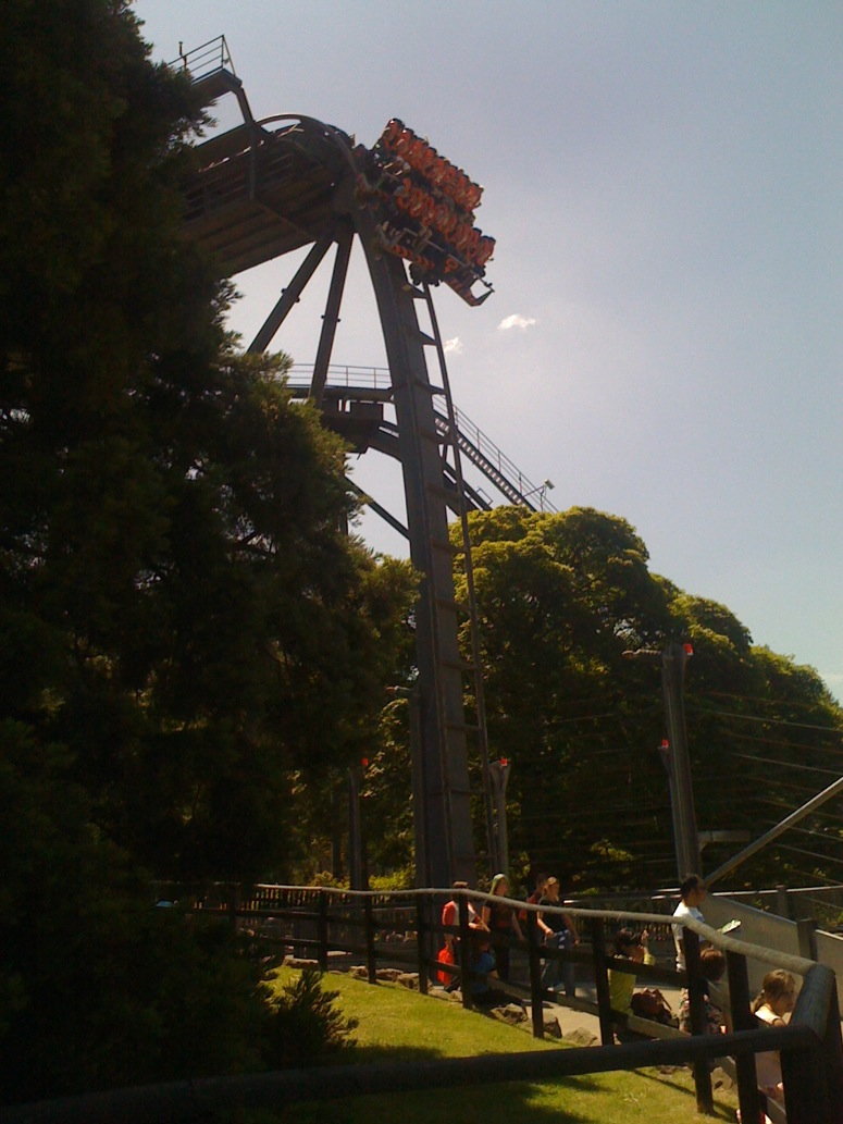 Http www alton towers co uk pages theme park - Oblivion Was The World S First Dive Machine Coaster