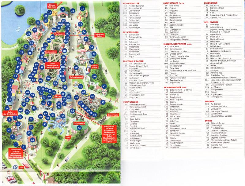 Bakken 2005 park map gumiabroncs Image collections