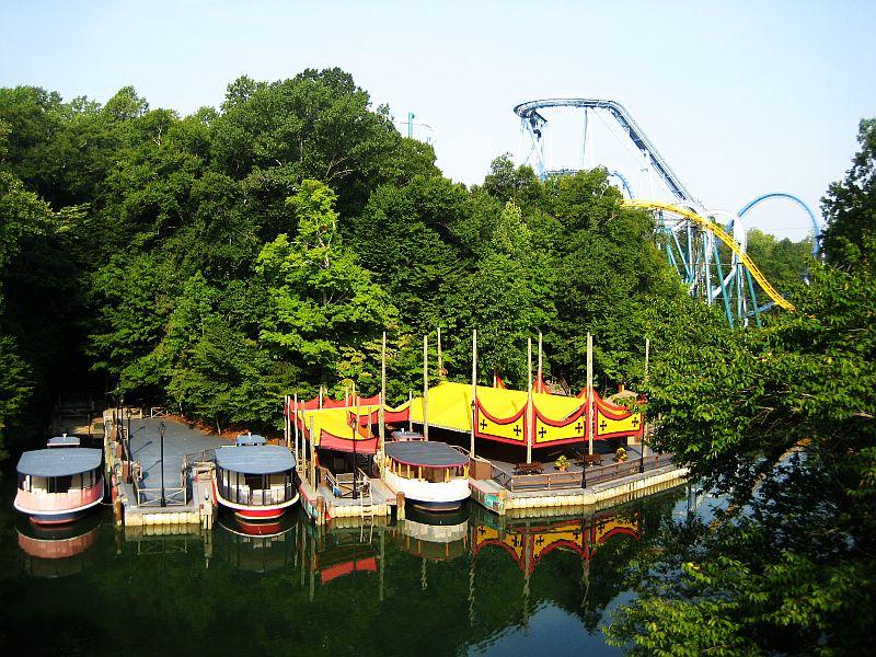 Busch Gardens Williamsburg Rhine River Cruise