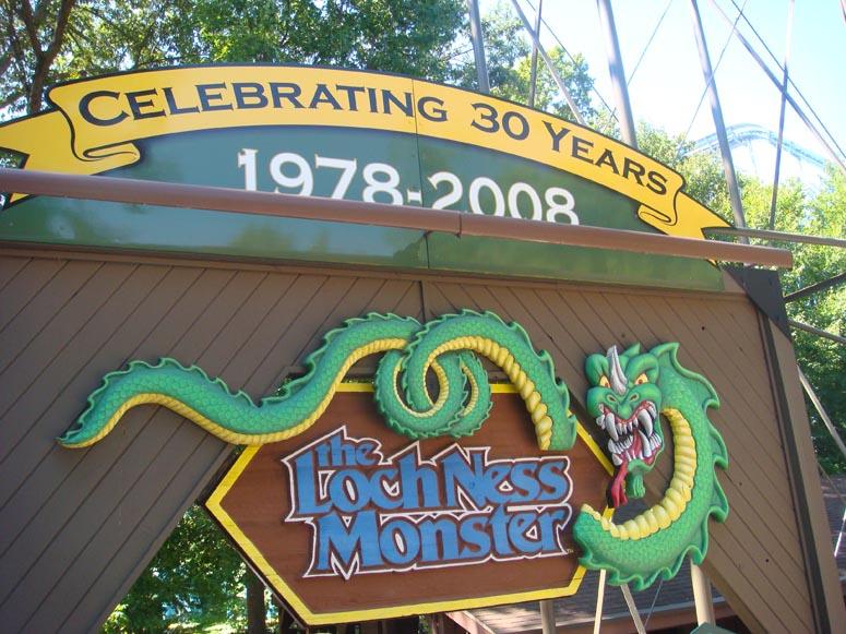 Busch Gardens Europe Theme Park Review 39 S 2008 East Coast