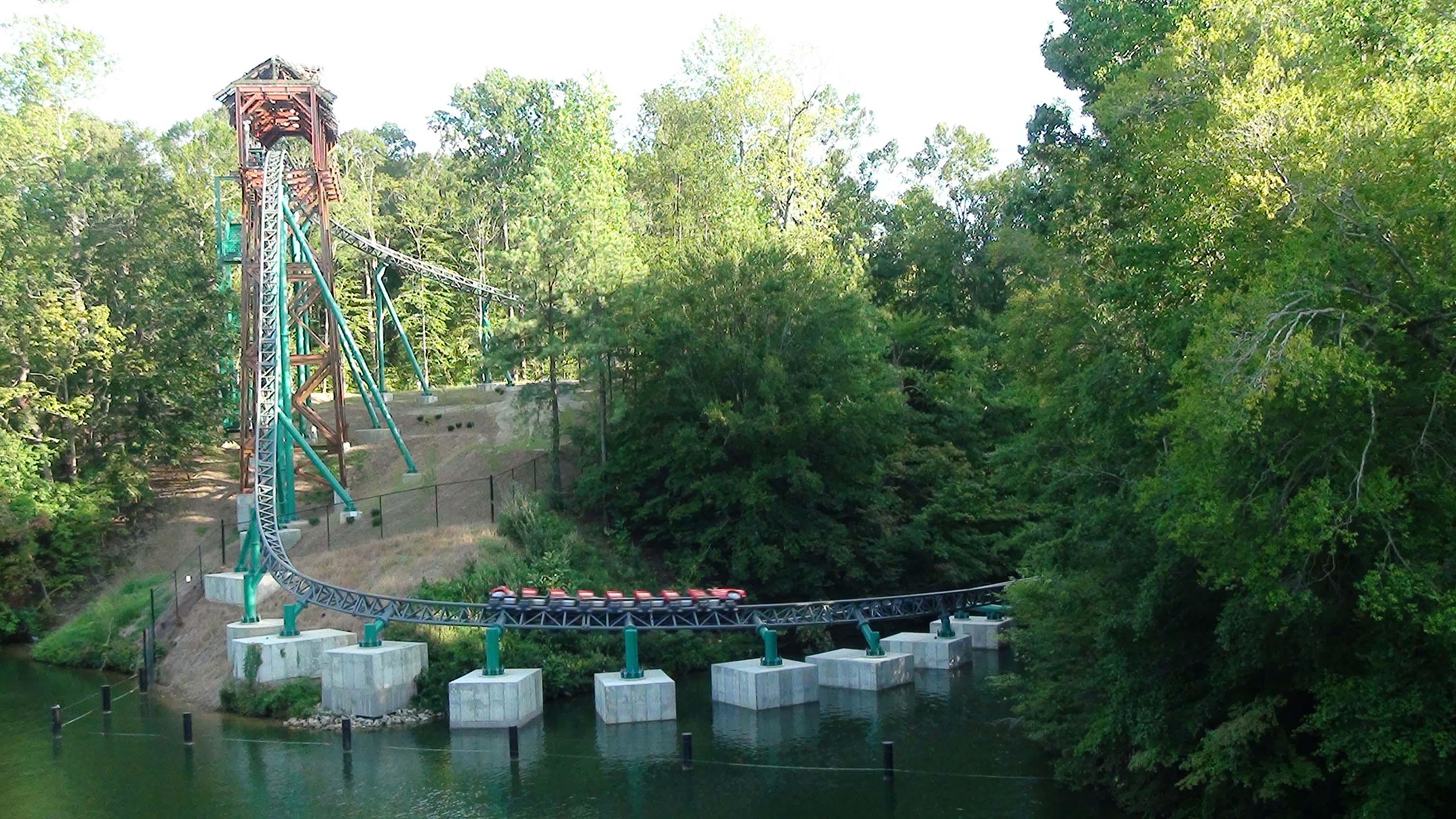 Busch Gardens Europe Verbolten
