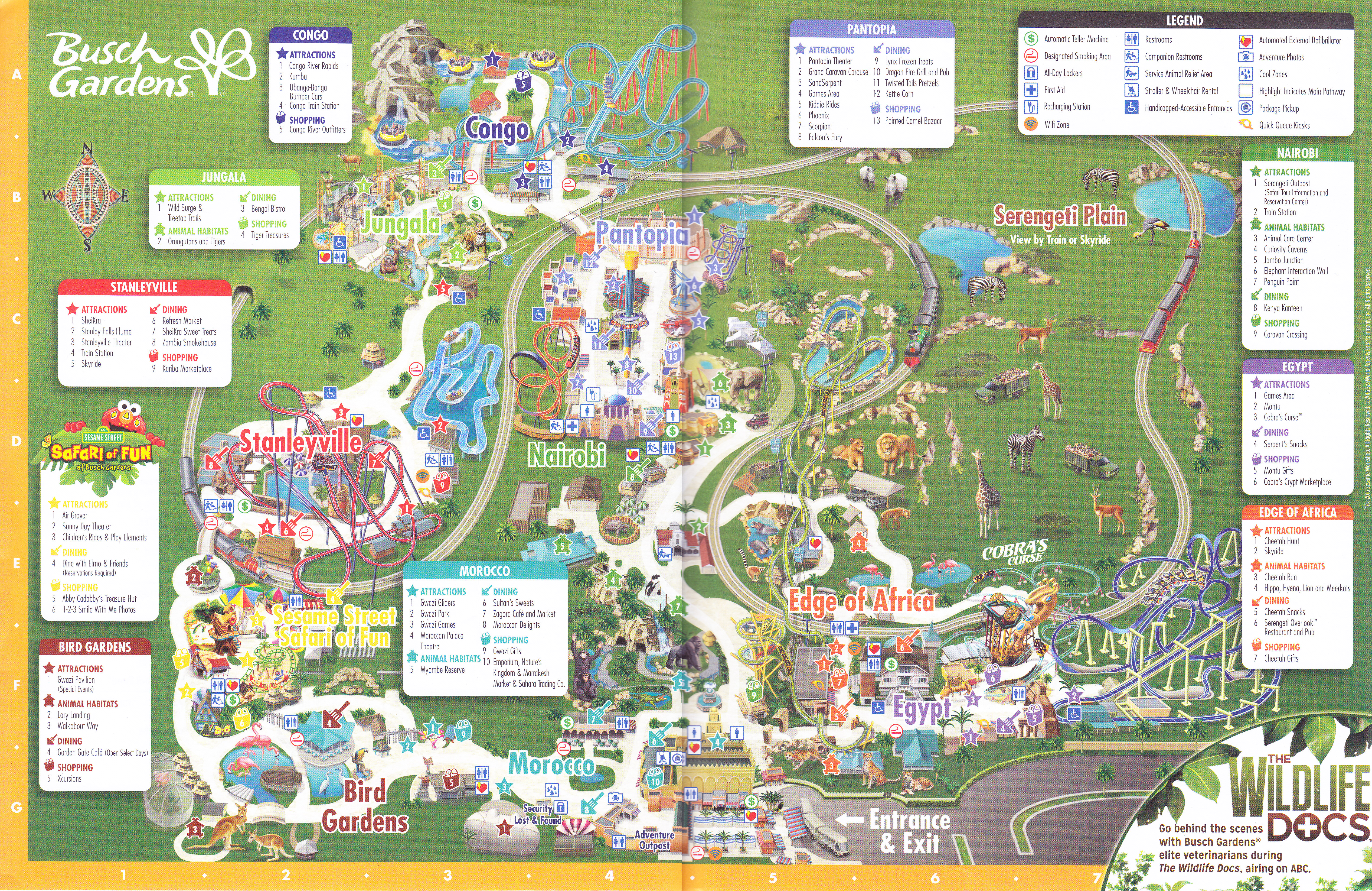 Pretty Busch Gardens Tampa   Park Map With Glamorous Photo By Larrygator With Adorable Hm Garden Collection Dress Also Where Are The Hanging Gardens Of Babylon In Addition Welwyn Garden City Ambulance Station And Four In A Row Garden Game As Well As Garden City Contact Details Additionally Fiesta Garden Beach Sicily From Themeparkreviewcom With   Glamorous Busch Gardens Tampa   Park Map With Adorable Photo By Larrygator And Pretty Hm Garden Collection Dress Also Where Are The Hanging Gardens Of Babylon In Addition Welwyn Garden City Ambulance Station From Themeparkreviewcom