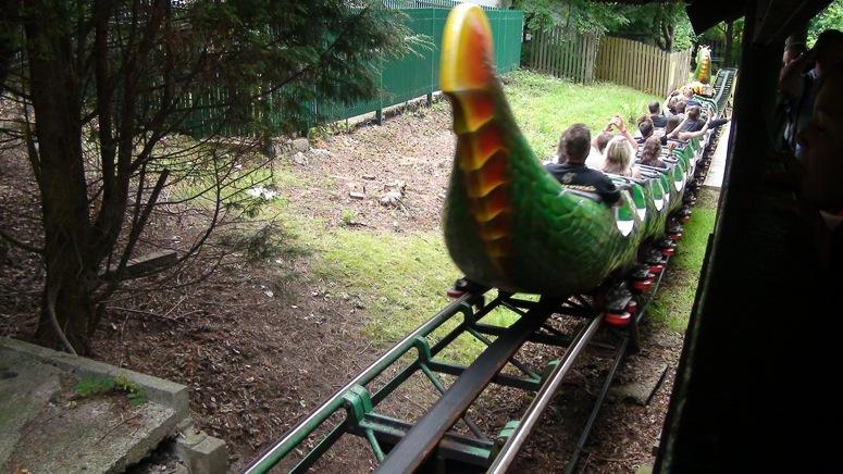 Camelot Theme Park Theme Park Review S Uk 2010 Trip